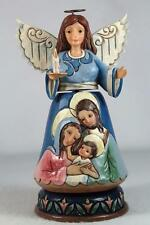 Jim Shore 'His Light Makes Us Shine' Angel W/Movable Scene #4051544 New In Box