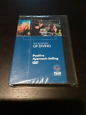 Padi The Business Of Diving Dvd Positive Approach Selling Product #70847