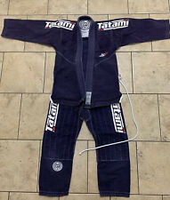 Tatami BJJ Gi Estilo 5.0 F2 - Two Piece - Blue Premier Technical Kimonos