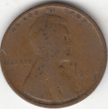 Lincoln 1909 Wheat Cent