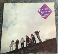 LP LYNYRD SKYNYRD NUTHIN' FANCY VINYL ALBUM 1975 UK 1st Press VG/EX
