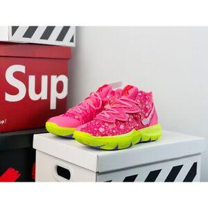 Kyrie 5 SpongeBob Patrick Star Shoes Men Sports Sneakers