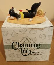 Stewart's Day In the Sun ~ Charming Tails ~ 83/805 (Fitz & Floyd Collectible)