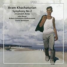 Khachaturian: Symphony No. 2 & Three Concert Arias, New Music