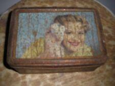 ancienne boite à biscuits
