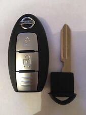 Clé Vierge Smart Main Libre Nissan JUKE NOTE LEAF NOTE CUBE NAVARA MICRA PCF7952