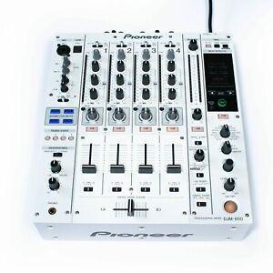 Pioneer DJ DJM 850 Limited White Edition