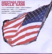 Greetings from Zio Sam (1993) Sugar, Dinosaur Jr., l7, Belly, lemonh [CD ALBUM]