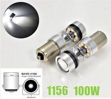 1157 BAY15D P21/5W 100W 3030 High Power LED White Brake Light B1 AW U