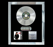 MICHAEL JACKSON BAD  MULTI (GOLD) CD PLATINUM DISC FREE POSTAGE!!