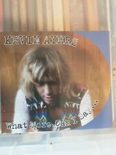 KEVIN AYERS WHAT MORE CAN I SAY CD **NEW**