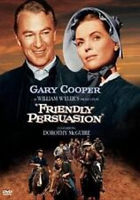 Friendly Persuasion (DVD, 2000) RARE 1956 GARY COOPER WESTERN BRAND NEW SNAPCASE