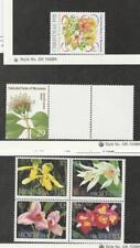 Micronesia, Postage Stamp, #154, 195, 230 Mint NH, 1992-95 Flowers