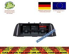"10.25"" DVD GPS ANDROID 7.1 DAB+ RADIO WIFI BMW 5 SERIE F10 F11 2011-16 EW964B"