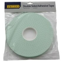 Syneco DOUBLE SIDED MOUNTING FOAM TAPE 20mmx40m Self Adhesive WHITE