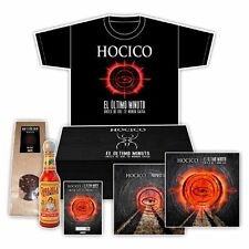HOCICO - EL ULTIMO MINUTO - BRAND NEW LTD BOXSET 2012 # 646/666