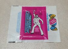 1977 Donruss Saturday Night Fever - Wax Pack Wrapper