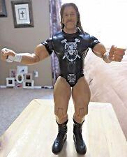 """WWE WWF Jakks 2003 Adrenaline TRIPLE H """"HHH"""" Wrestling Action Figure"""