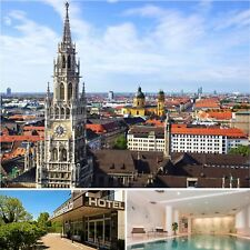 3 Tage Schmankerl in München 4★ Wellness Hotel am Moosfeld Kurzurlaub Kurzreise