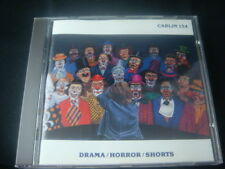 CARLIN MUSIC LIBRARY 154 DRAMA / HORROR / SHORTS     THEMES AND JINGLES