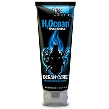 H2Ocean Tattoo Aftercare Ocean Care Lotion 2.5 oz All Natural
