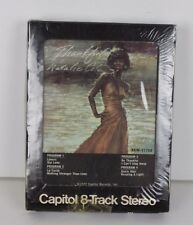 New NOS Natalie Cole Vintage 8 Track Tape Cartridge Thankful 1977 Soul Blues