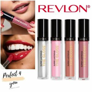 Revlon Super Lustrous The Gloss Moisturising Lipgloss - NEW - Free UK Shipping