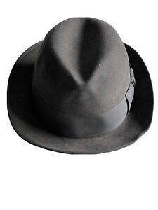 Vintage John B Stetson Royal Stetson Whippet Hat 7 1/8