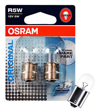 Osram R5W 12V/5W Sockel BA15s Lebensdauer B3/Tc 350h/800h 1325506