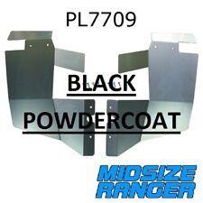 Front Mud Guard Kit PL7709-BK, Black - Polaris Midsize Ranger, 2015 & newer