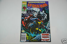 Spider-Man #10 Vol. 10 Perception with Wolverine (May 1991, Marvel) Comic - 7.5