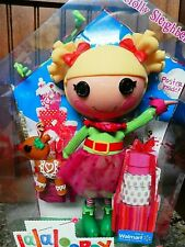 HOLLY SLEIGHBELLS LARGE LALALOOPSY DOLL WITH REINDEER ADORABLE MINT NRFB