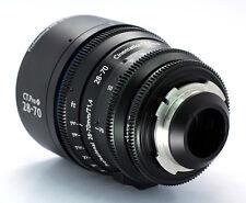Customized PL Mount Cine lens Nikon 28-70MM/F2.8 PL for Video camera cinematics