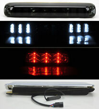 Chevy Silverado 1500 2500 3500 99-06 Rear 3rd LED Brake Light Smoke