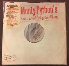 MONTY PYTHON'S Contractual Obligation Album LP Arista NM in shrink comedy