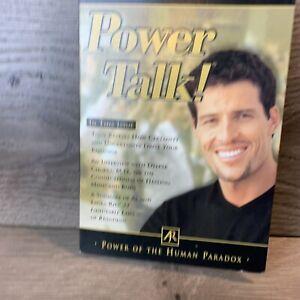 Audiobook Anthony Robbins Power Talk (2002)