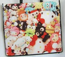 Hello Kitty Sanrio Characters Store Exclusive Shopping Bag Nylon Reusable 2013