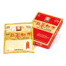CSD Korean Red Ginseng Powder (300g), 100% Pure Red Ginseng Powder, Hongsam Cha