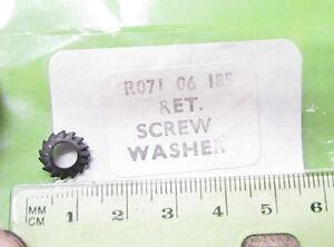 Rickman NOS 250 VR 73M Montesa Retaining Screw Washer p/n R071 06 185 R07106185