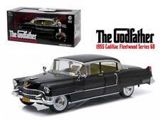 Cadillac Fleetwood 1955 The Godfather Movie 1972 1/18 Diecast Model Car US