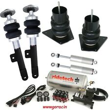 Ridetech Level 3 Air Suspension Syst 2005/16 Dodge Challenger/Charger/Chrysler ~