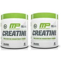 2 x MusclePharm CREATINE 300g Kreatin Monohydrant Pulver Muskelaufbau