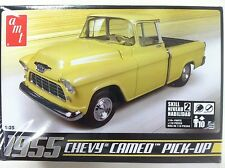 AMT 1955 CHEVY® CAMEO™ Pick-up 1:25 Scale Model Kit - AMT633