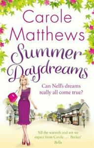 Summer Daydreams by Carole Matthews Book The Cheap Fast Free Post