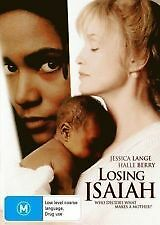 LOSING ISAIAH - BRAND NEW & SEALED REGION 4 DVD (JESSICA LANGE, HALLE BERRY)