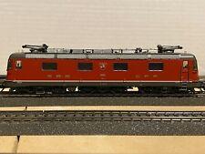 MARKLIN HO - Swiss SBB Märklin MFx electric locomotive Model 37322 in OBX
