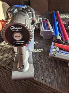 Dyson V6 Motorhead fluffy power accessories and Charger/Docking Station