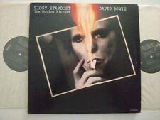 DAVID BOWIE 2LP ZIGGY STARDUST THE MOTION PICTURE 1983 RCA CPL2-4862