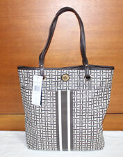 Tommy Hilfiger Bag Outlet Core Coated Striped Easy Tote agsbeagle