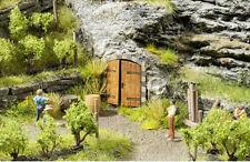 Noch Laser Cut Rock Cellar Gates 14225 HO Scale (suit OO also)